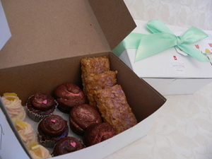 Mother's Day Gluten Free Dessert Box